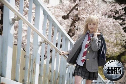 舞台剧《四月是你的谎言》角色单人写真合集 八月末开演! 动漫 第6张