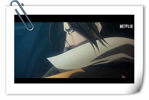 游戏改编动画片《恶魔城》首曝官方预告 贝尔蒙特家族率先登场