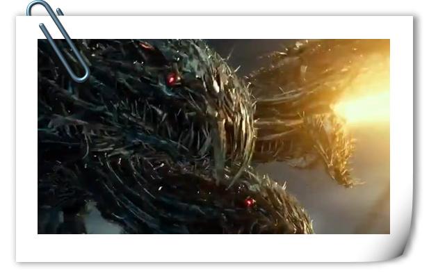 """《变形金刚5》第9支电视预告片!含三头飞龙""""龙风暴""""特写!"""