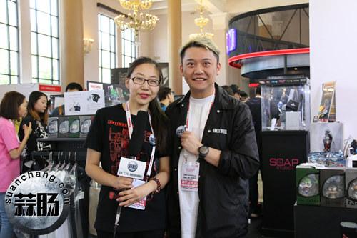 蒜肠专访:肥皂游(Soap Studio)创始人 庄德华(Edward Chong)先生 漫展 第1张