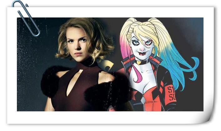 WTF? 蝙蝠女=小丑女? 芭芭拉=哈利·奎因?小丑女亮相《哥谭第三季》