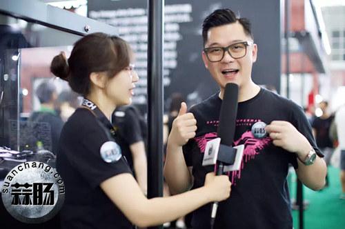 蒜肠专访:肥皂游(Soap Studio)创始人 庄德华(Edward Chong)先生 漫展 第5张