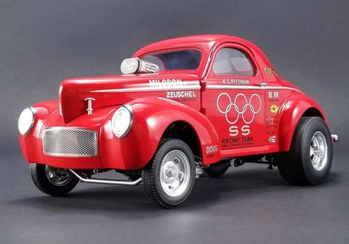 车模新品资讯 又你喜欢的款式吗 Highway 61 巴博斯 GT Spirit 法拉利 Amalgam 讴歌 TopSpeed 汽车模型  第1张