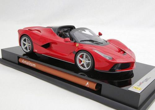 车模新品资讯 又你喜欢的款式吗 Highway 61 巴博斯 GT Spirit 法拉利 Amalgam 讴歌 TopSpeed 汽车模型  第8张