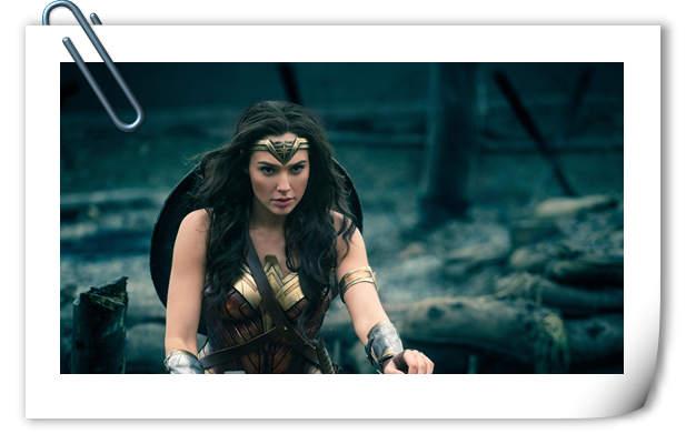 远超预期创纪录!《神奇女侠》首周海外票房突破1亿美元!