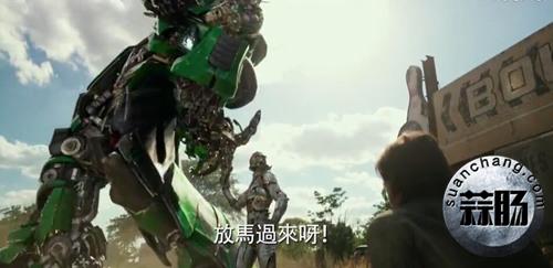 大黄蜂暴帅变形!《变形金刚5》官方中字IMAX预告片首度公开! 变形金刚动态 第2张