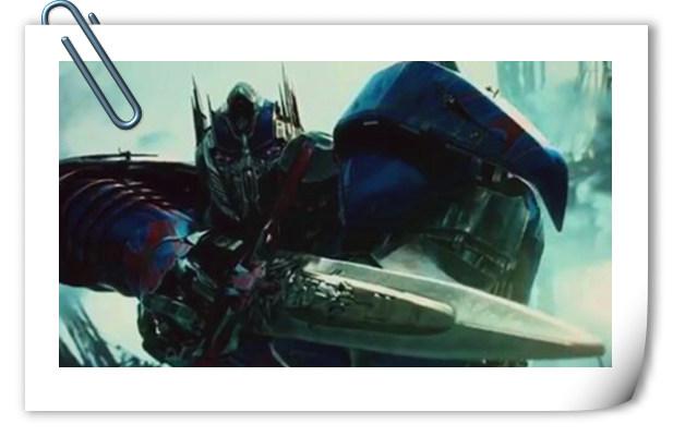 擎天柱霸气飞踹威震天 《变形金刚5》全新加长版电视宣传片公开!