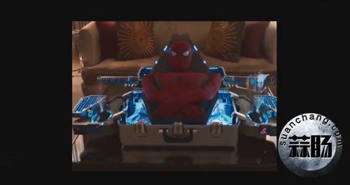《蜘蛛侠:英雄归来》新国际版预告公开 直播网红小蜘蛛上线 动漫 第1张
