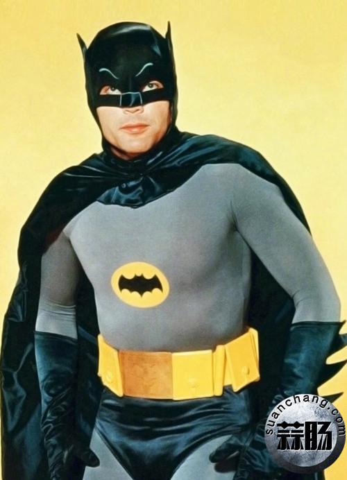 蝙蝠侠扮演者Adam West病逝 这个经典的扮演者一路走好 动漫