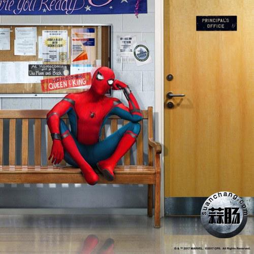 《蜘蛛侠:英雄归来》全新海报及特别剧照公开 可以说很酷炫了 动漫 第2张