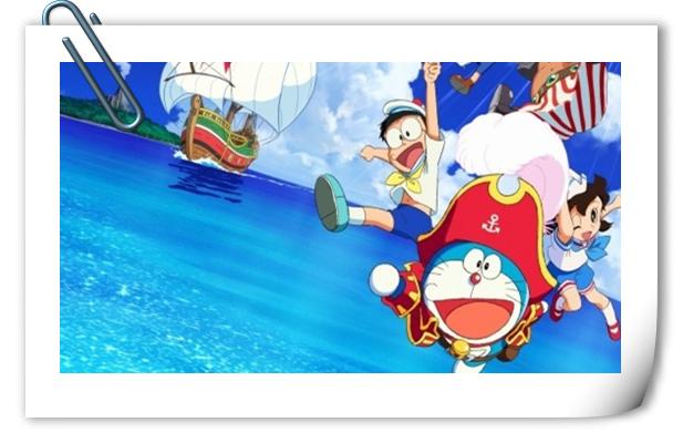 《哆啦A梦》第38部剧场版定名 《你的名字。》制作人川村元气任编剧