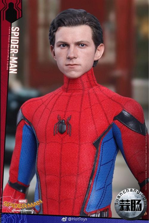 小蜘蛛侠的头出来了?这个郝兰德怎么样? 动漫 第2张