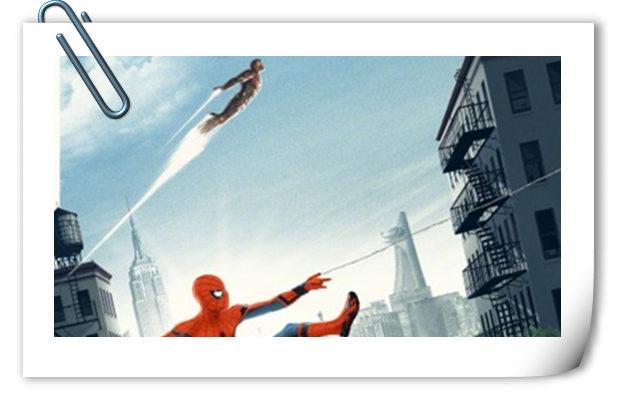 《蜘蛛侠:英雄归来》再曝光新海报!北美预售与《神奇女侠》同期相当