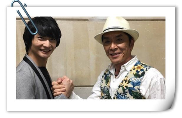 两位《岩窟王》配音的历史性会晤!中田让治&岛崎信长!
