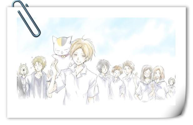 后会有七《夏目友人帐》第六季 最终话完结插画公开!