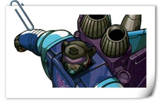 变形金刚G1系列人物介绍 黑云