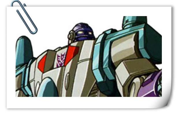 变形金刚G1系列人物介绍 天煞