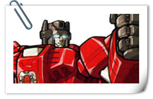 变形金刚G1系列人物介绍 吊索