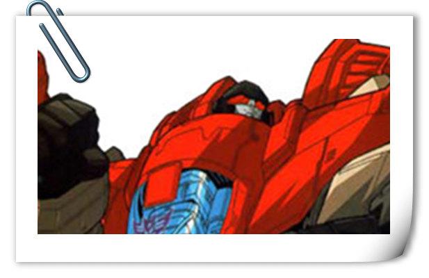 变形金刚G1系列人物介绍 飞轮