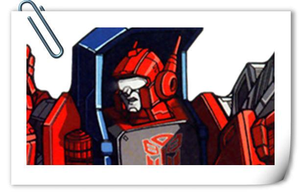 变形金刚G1系列人物介绍 飞骑