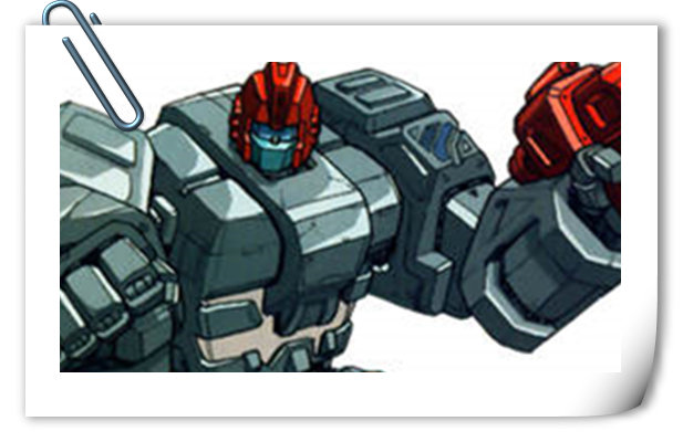 变形金刚G1系列人物介绍 溅落