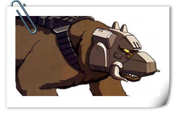 变形金刚G1系列人物介绍 链爪