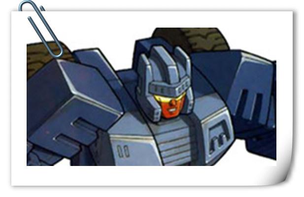 变形金刚G1系列人物介绍 泡影