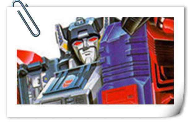 变形金刚G1系列人物介绍 巨无霸格兰