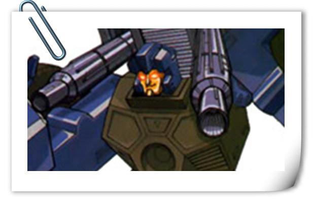 变形金刚G1系列人物介绍 蓝战车