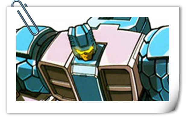变形金刚G1系列人物介绍 巨嘴鱼