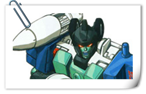 变形金刚G1系列人物介绍 赏金枪手