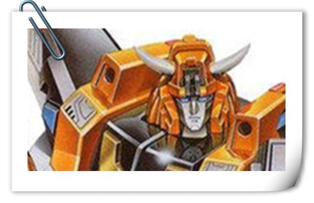 变形金刚G1系列人物介绍 狮王