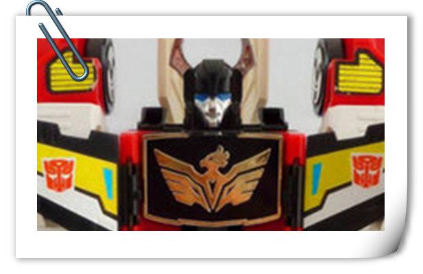 变形金刚G1系列人物介绍 新六面兽