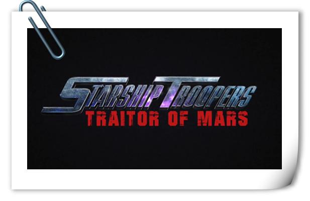 还是那熟悉的风格!《星河战队:火星叛徒》将继续由荒牧伸志执导