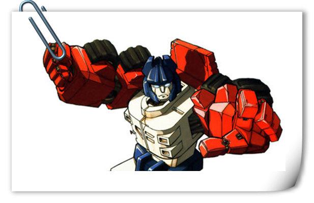 变形金刚G1系列人物介绍 冲锋号