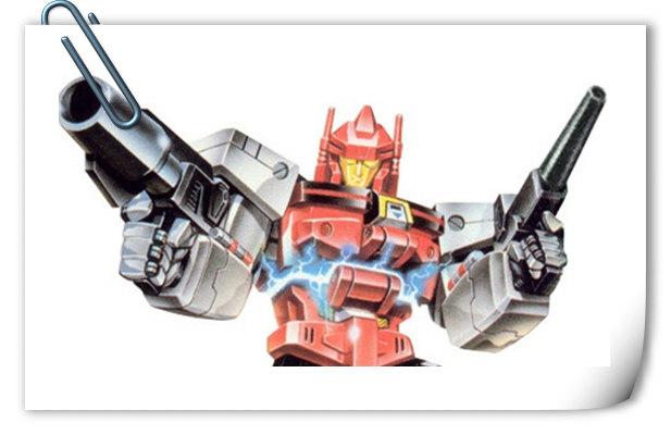 变形金刚G1系列人物介绍 翅膀、摇摆