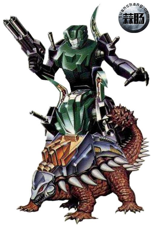 变形金刚G1系列人物介绍 铁甲怪 变形金刚人物百科