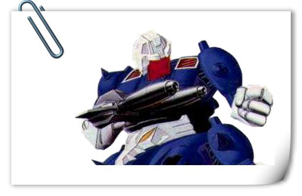 变形金刚G1系列人物介绍 矮脚怪