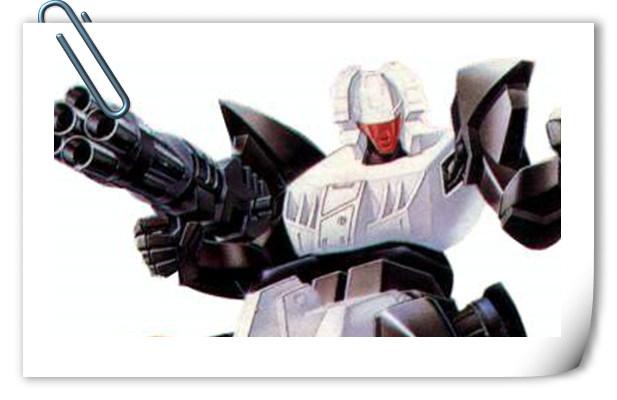 变形金刚G1系列人物介绍 长颈怪