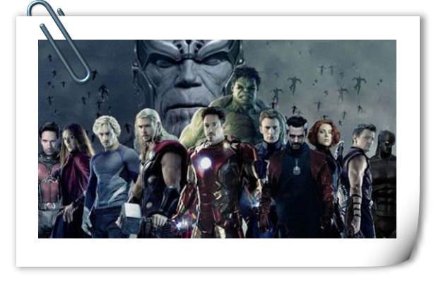 漫威总裁透露《复联3》将有人离开 美队为《复联4》新造型蓄胡?