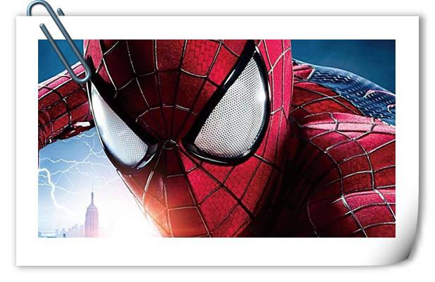 帅呆了!《蜘蛛侠:英雄归来》曝光第二张IMAX海报