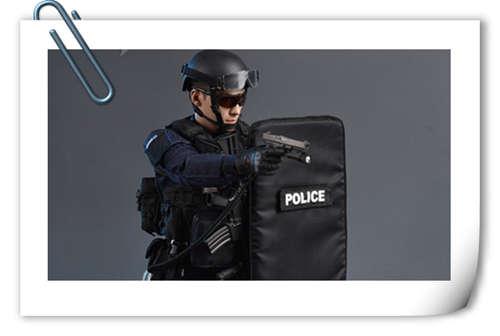 香港回归20周年 SoldierStory公布香港机场特警队ASU纪念版