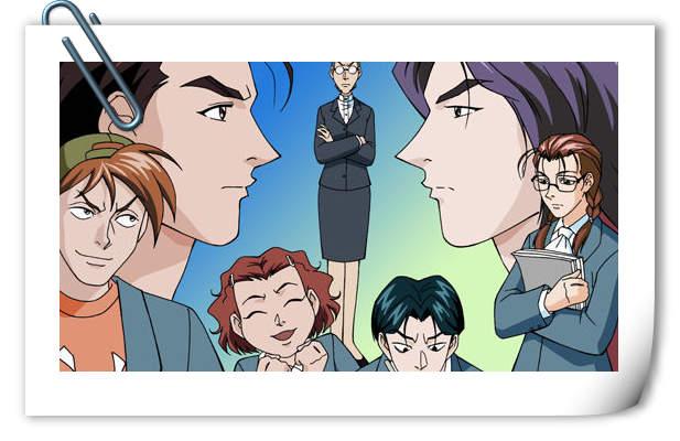 炸裂了 16年前国产动画的巅峰之作《我为歌狂》宣布重启!