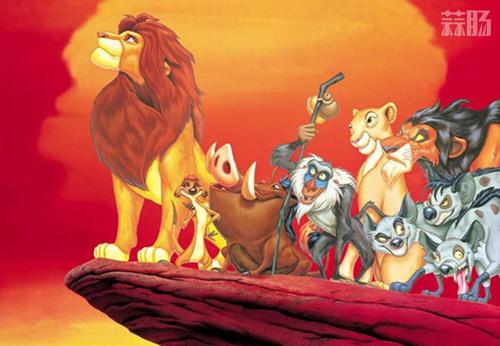 到底怎么个真人法 迪士尼真人版《狮子王》再添新卡司! 动漫 第1张