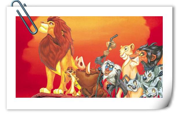 到底怎么个真人法 迪士尼真人版《狮子王》再添新卡司!