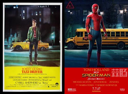 新《蜘蛛侠》特别海报再致敬经典 还有荷兰弟自曝侧躺新照一张! 动漫 第2张