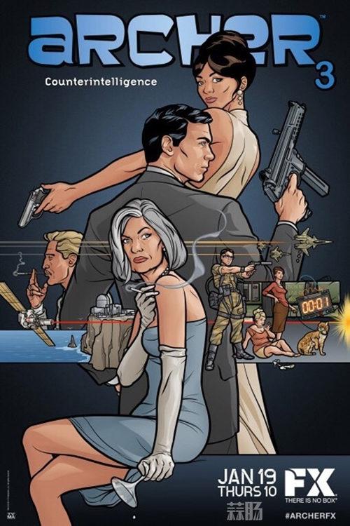 漫威电视头头揭秘《死侍》版权问题 动画将类似《间谍亚契》 动漫 第2张