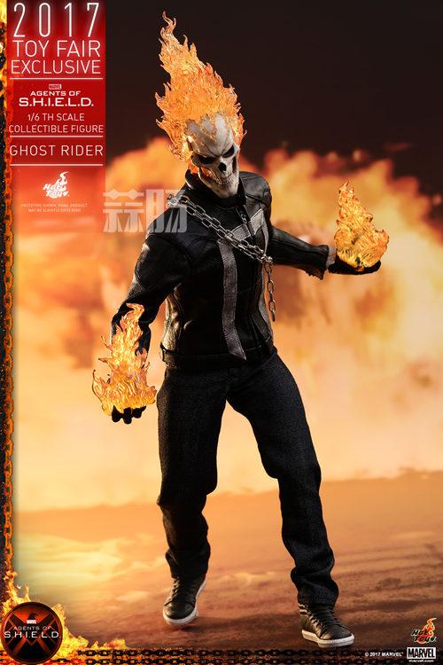 HotToys会场版新品公布 恶灵骑士、重甲蝙蝠、MK23 模玩 第3张