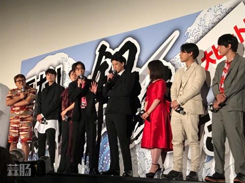 《银魂》真人电影伊丽莎白声优公开 演员山田孝之献声! 动漫 第2张