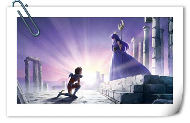 经典动漫《圣斗士星矢》将重置!好莱坞团队打造 CG制作!